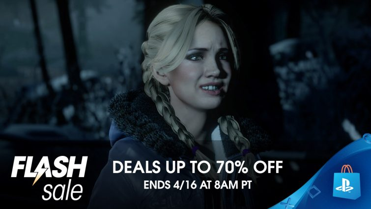 Playstation Flash Sale: Save Upto 70% on horror games