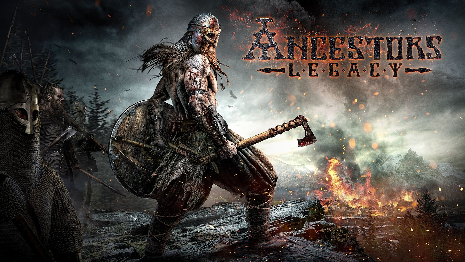 Ancestors Legacy adds Tobii eye tracking support! - IndianNoob
