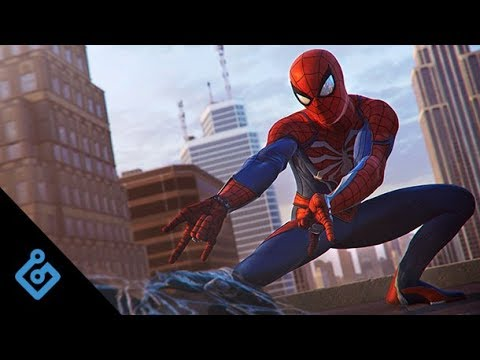 Game Informer Releases A New Video Explaining The Combat System In Spiderman