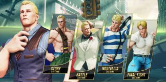 Street Fighter V: Arcade Edition - Cody