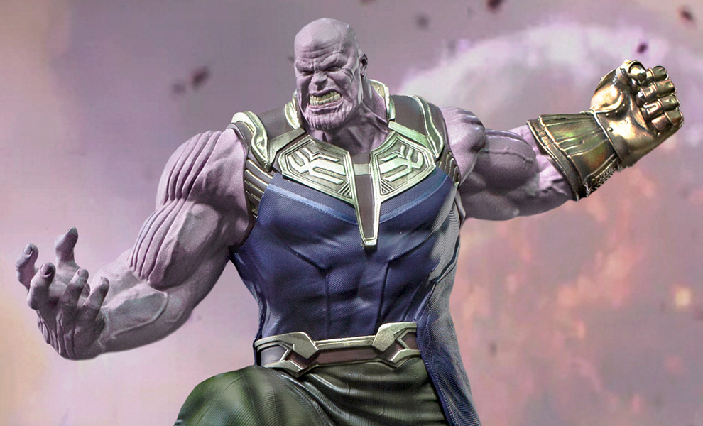 Modder Added Thanos To Gta V With All Of His Powers