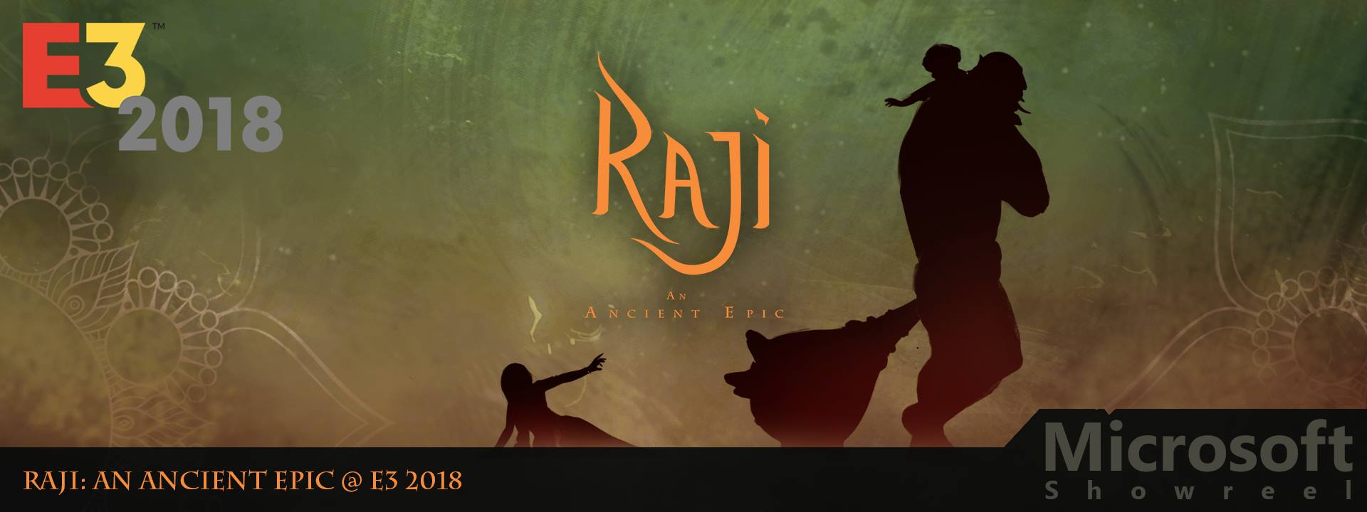 Raji : An Ancient Epic Features Prominently During E3 2018