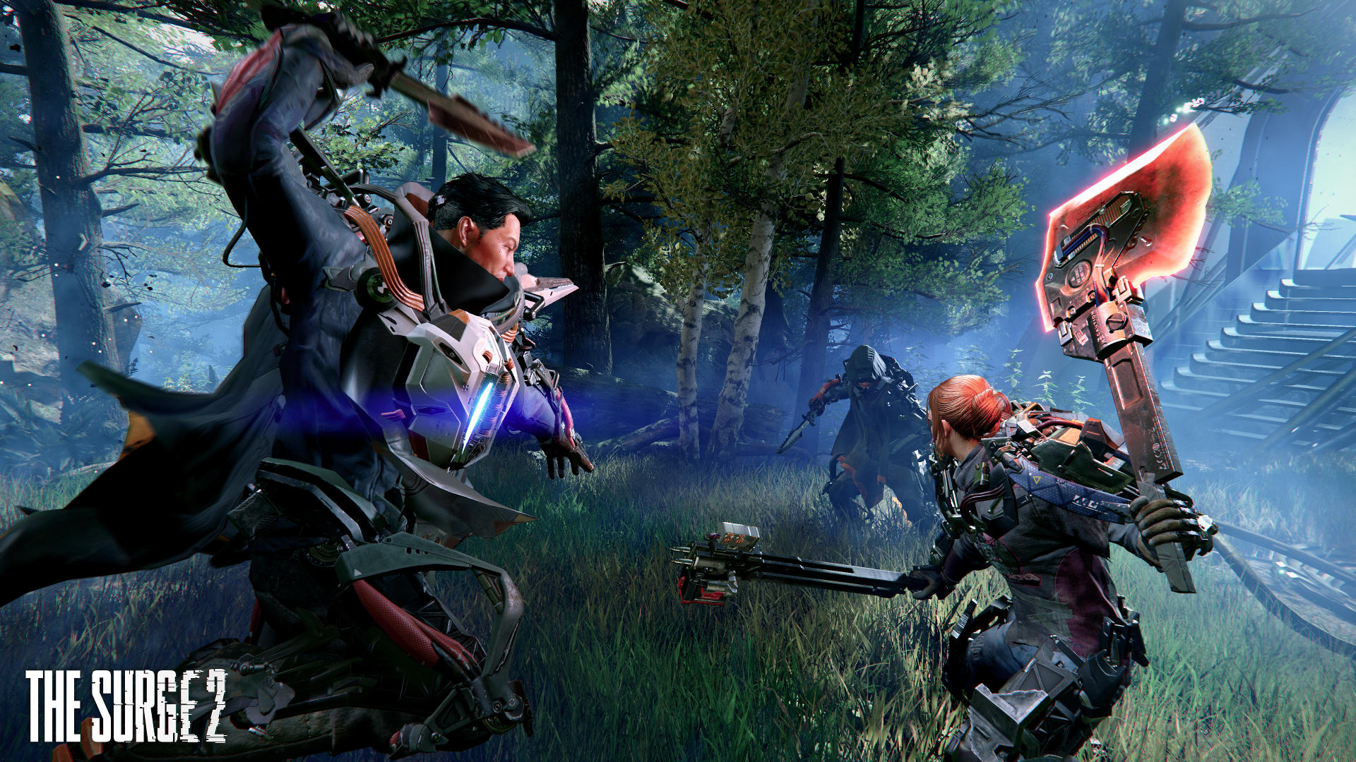 The Surge 2 To Feature Online Elements Indiannoob