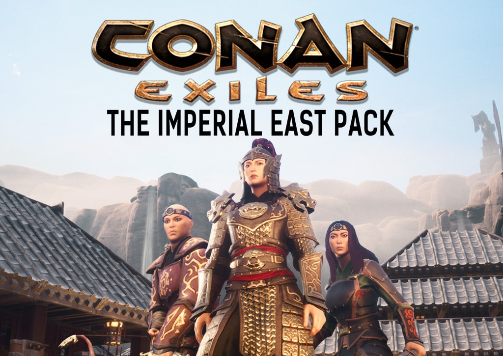 Funcom Launches The Imperial East Pack, The First DLC for Conan