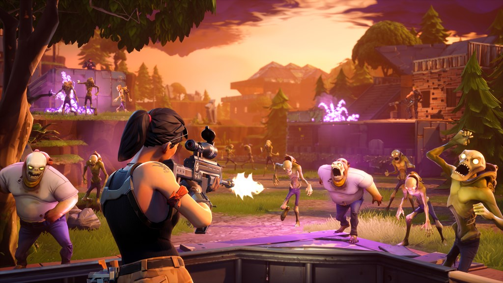 Fortnite Adds New Weapon, Puts Old One in Vault
