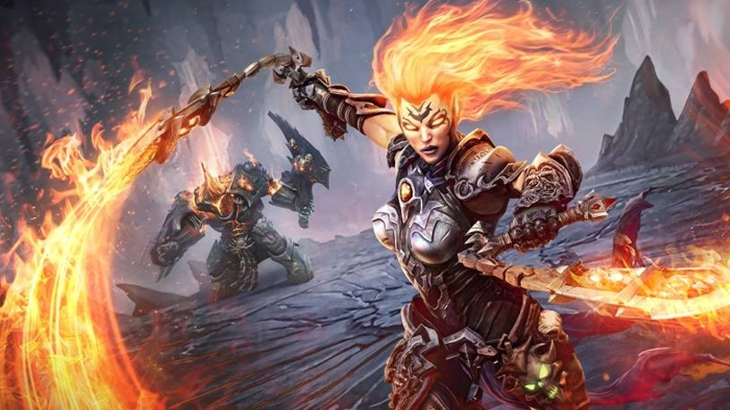 Two Post-Launch DLC Packs Announced for Darksiders III