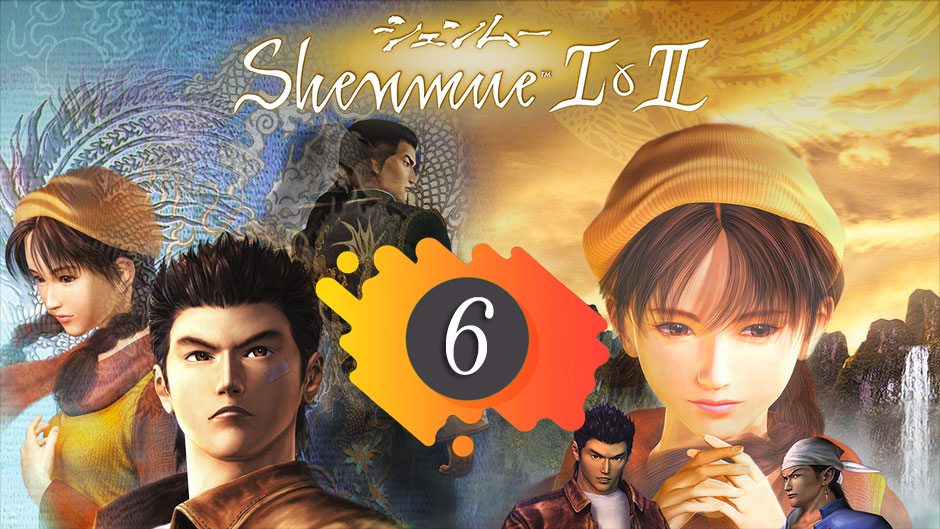 Shenmue Remastered Review (PS4) Noobreview :: Setting Up a Trilogy
