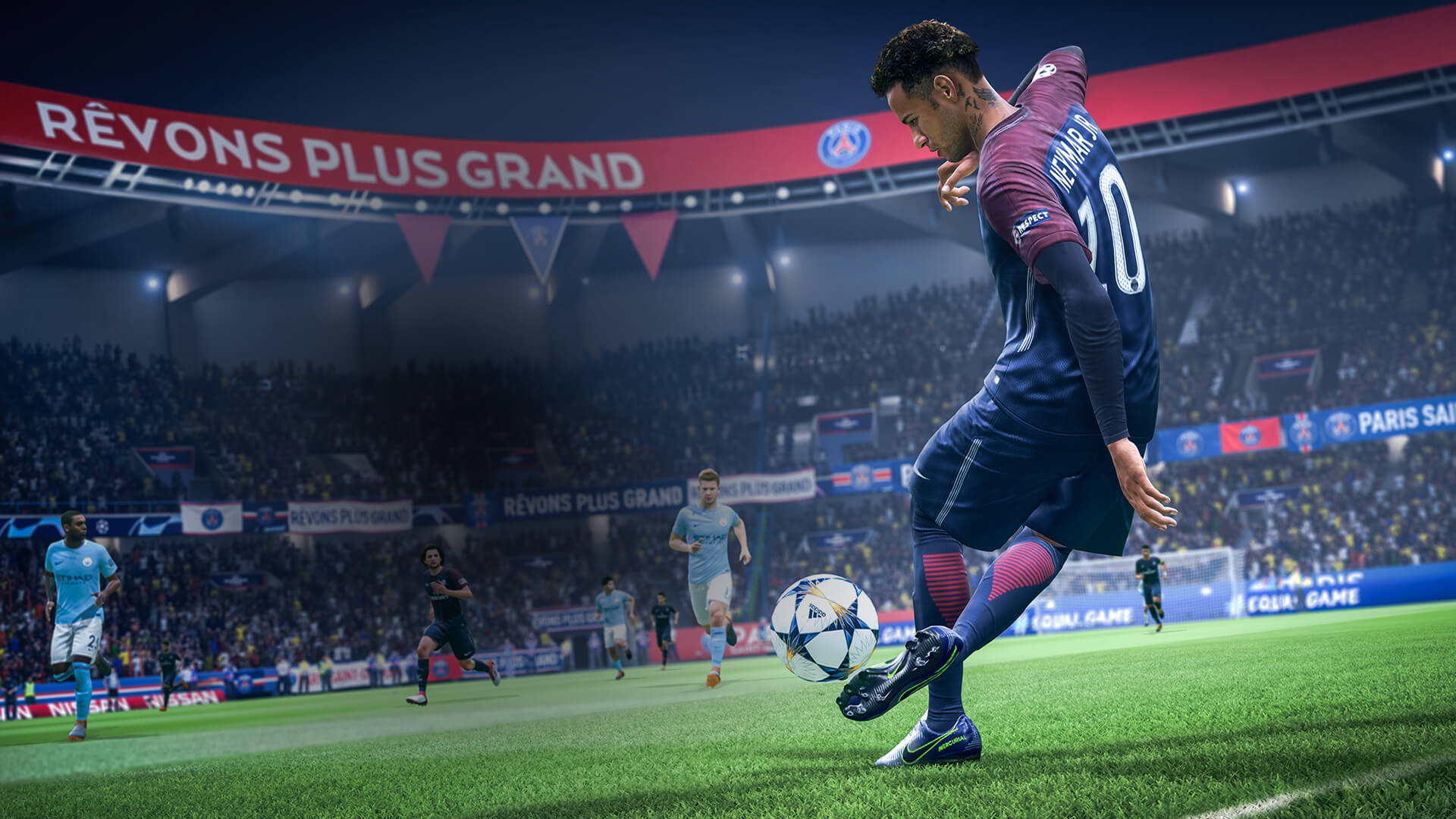 2019 Ram Hd >> FIFA 19 Official PC System Requirements Announced - IndianNoob