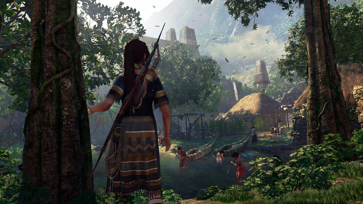 New Shadow of the Tomb Raider Trailer Showcases the Game's Vibrant Locations