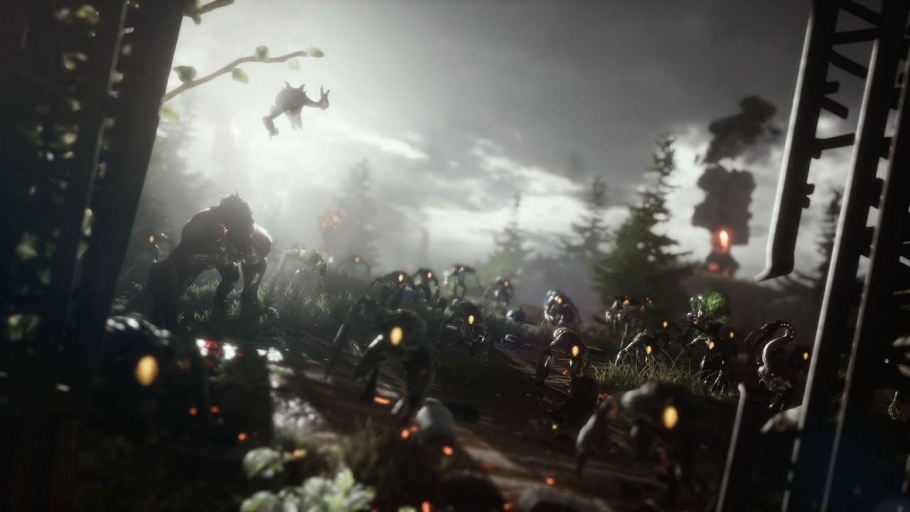 Earthfall's New 'Invasion' Update Promises a Re-Design of Weapon Sounds
