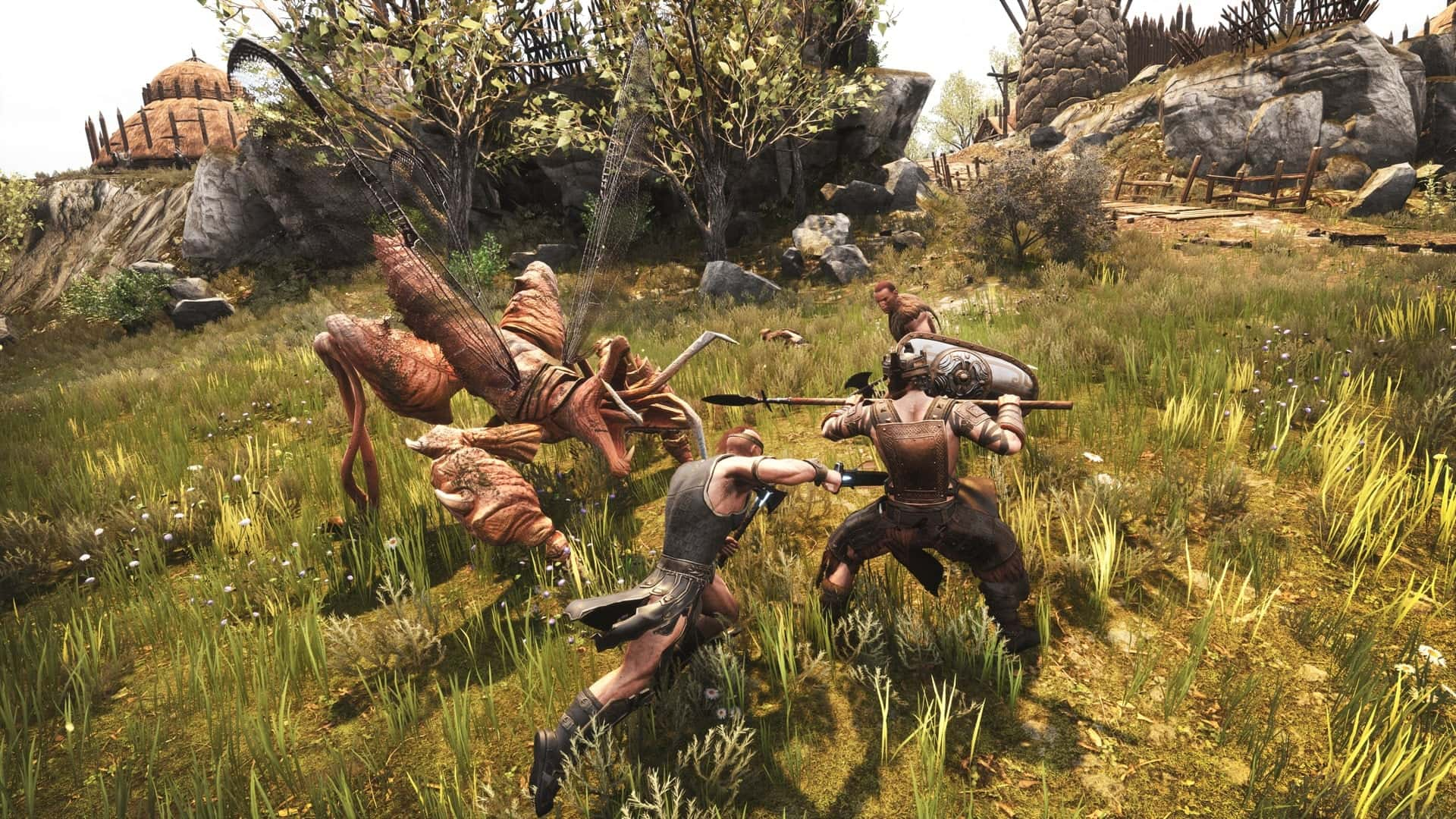 New Conan Exiles DLC Allows Taming of Pets - IndianNoob