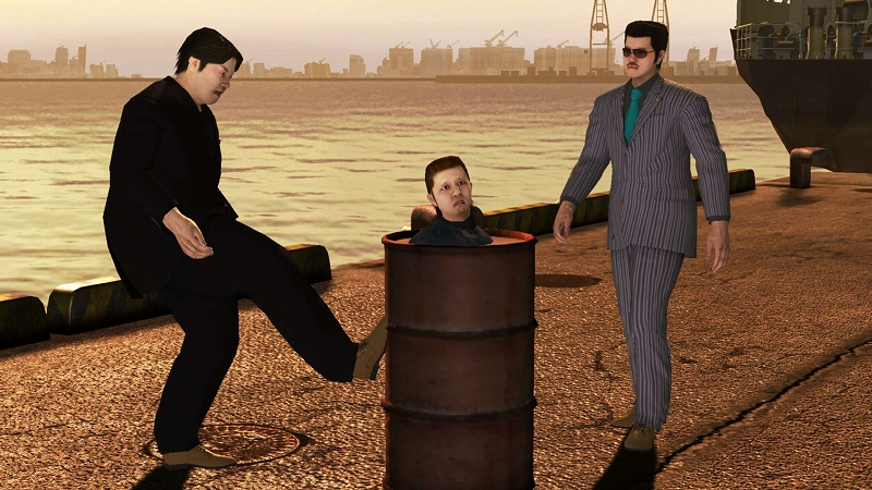 31 Yakuza 4 Remaster Screenshots are Here Showcasing Combat