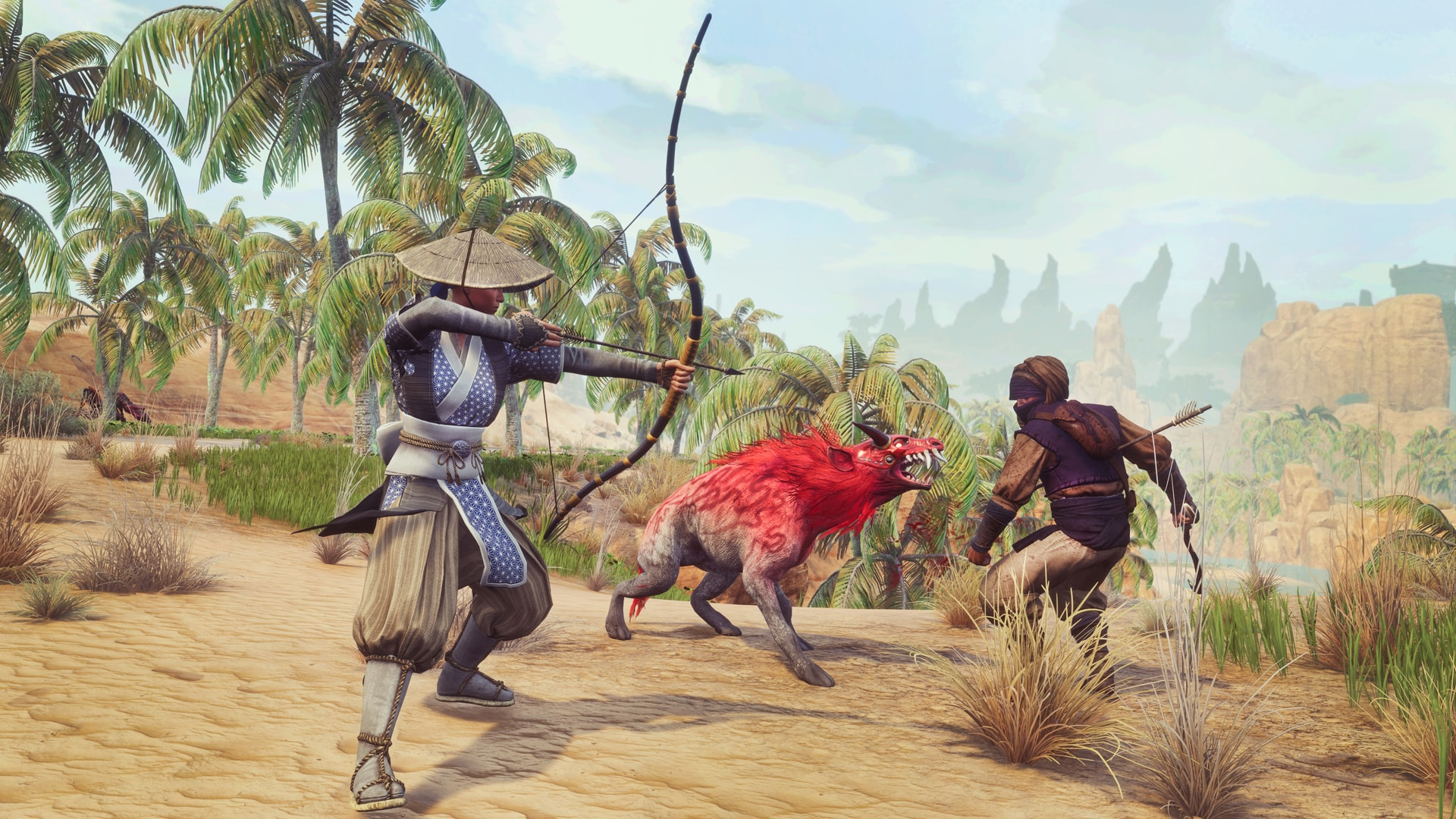 Funcom Releases Seekers of the Dawn DLC for Conan Exiles - IndianNoob