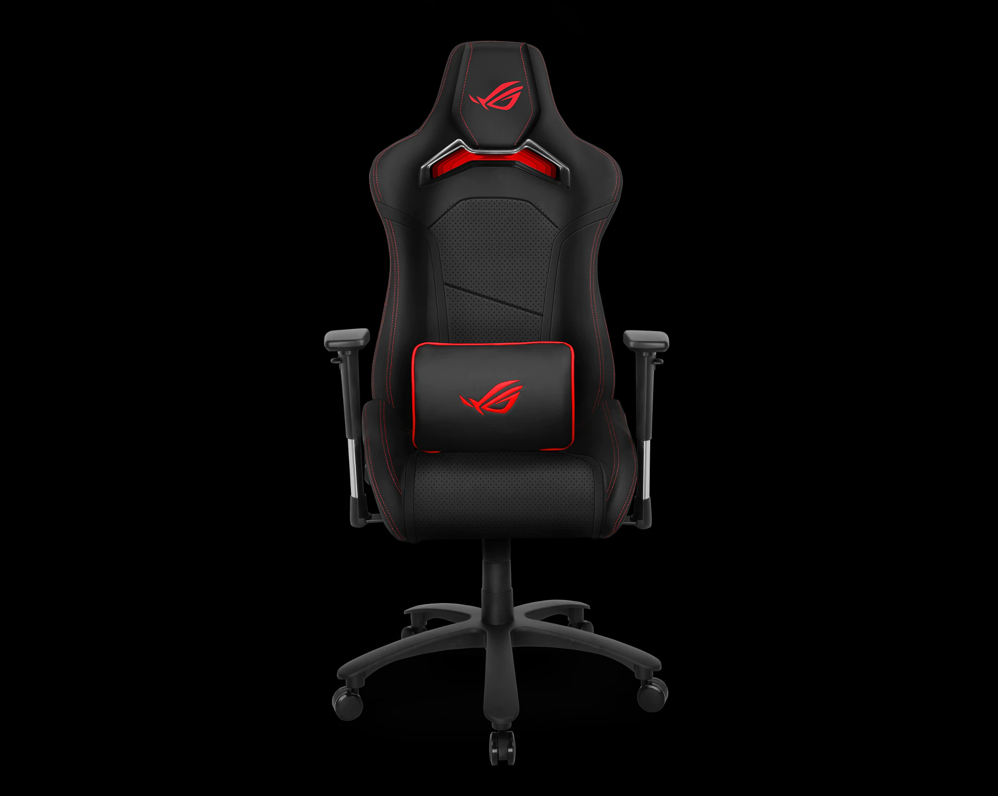 The Asus Rog Chariot Is A Gaming Chair With Rgb Lighting