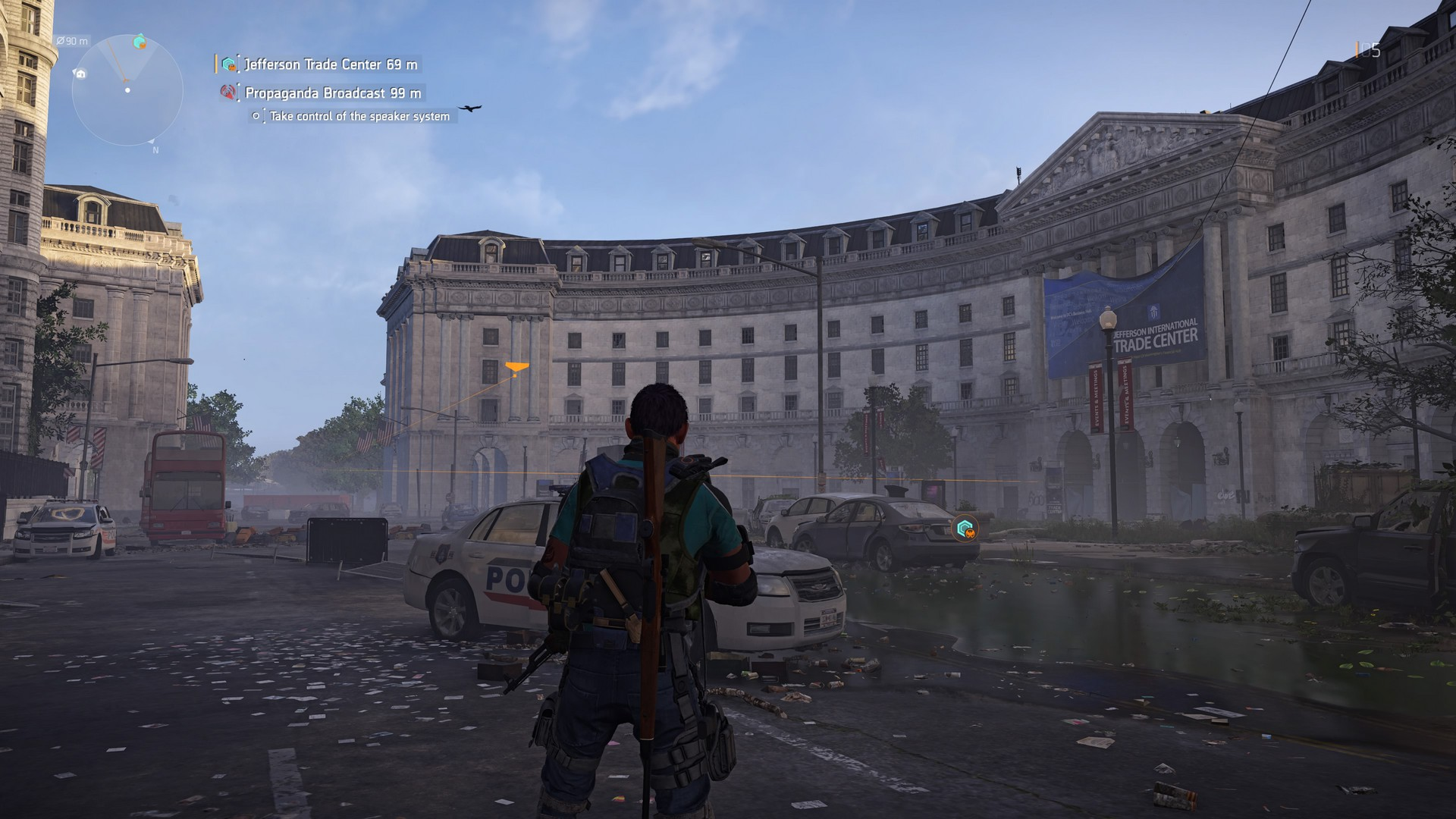 The Division 2 Review (PS4) :: Multiplying The Division