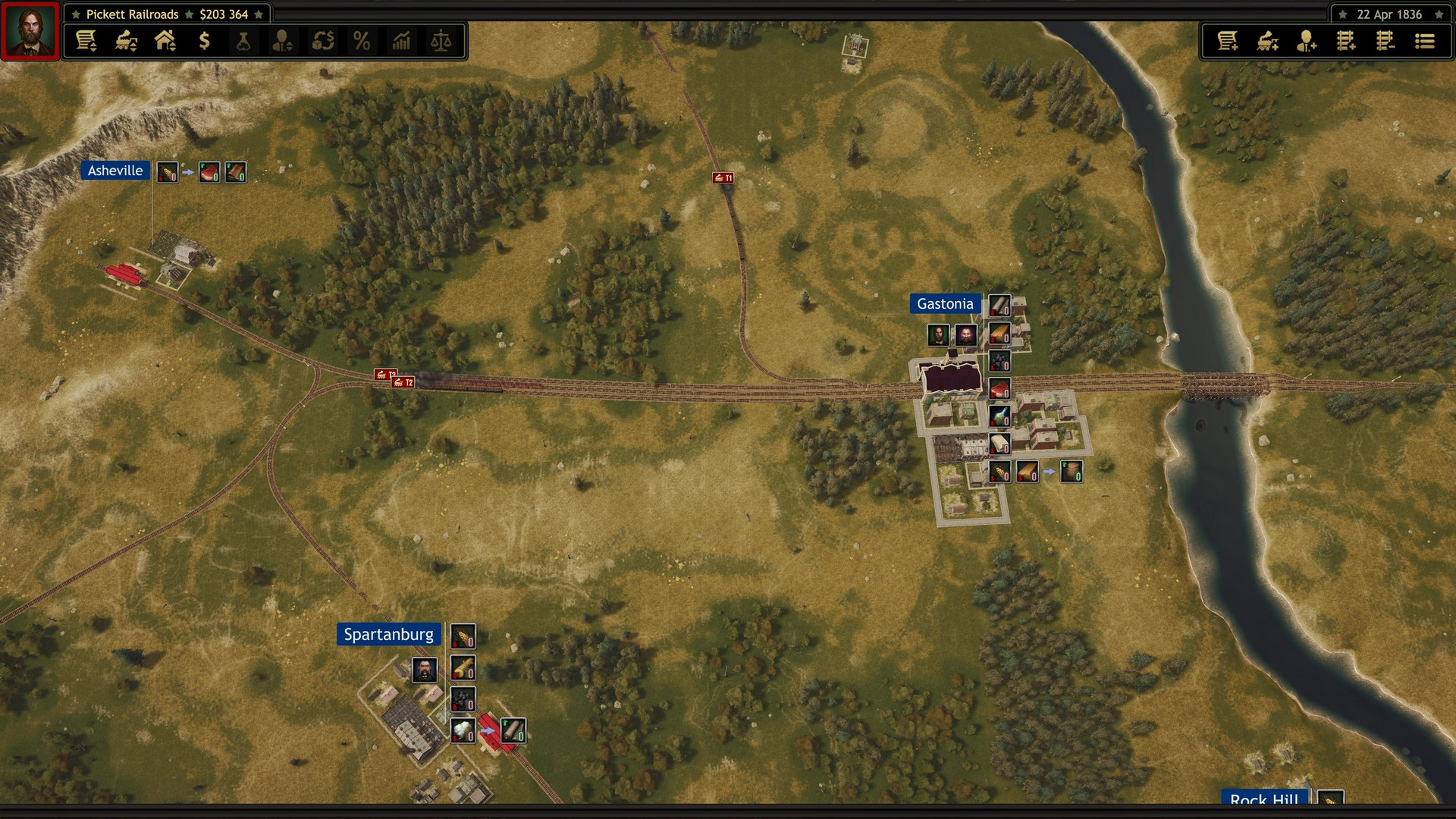 Railroad Corporation' to be Released in Early Access May 27