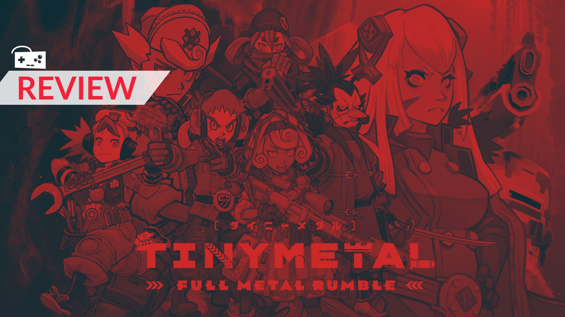 Tiny Metal: Full Metal Rumble Review (PC) - Just like one of my