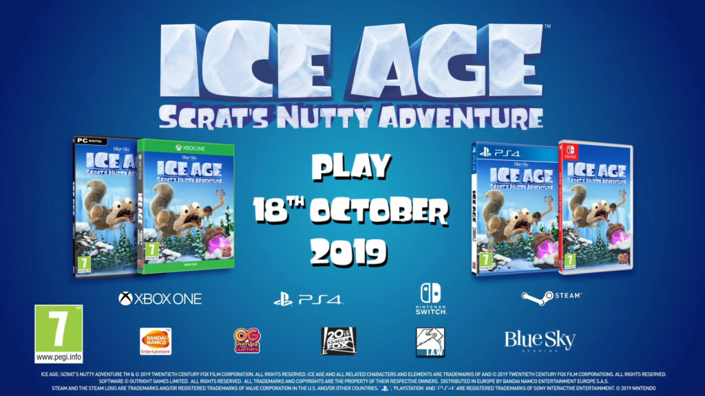 Ice Age: Scrat's Nutty Adventure Trailer Revealed - IndianNoob