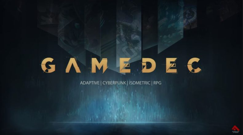 Gamedec – a story-driven, cyberpunk-themed, adaptive RPG is