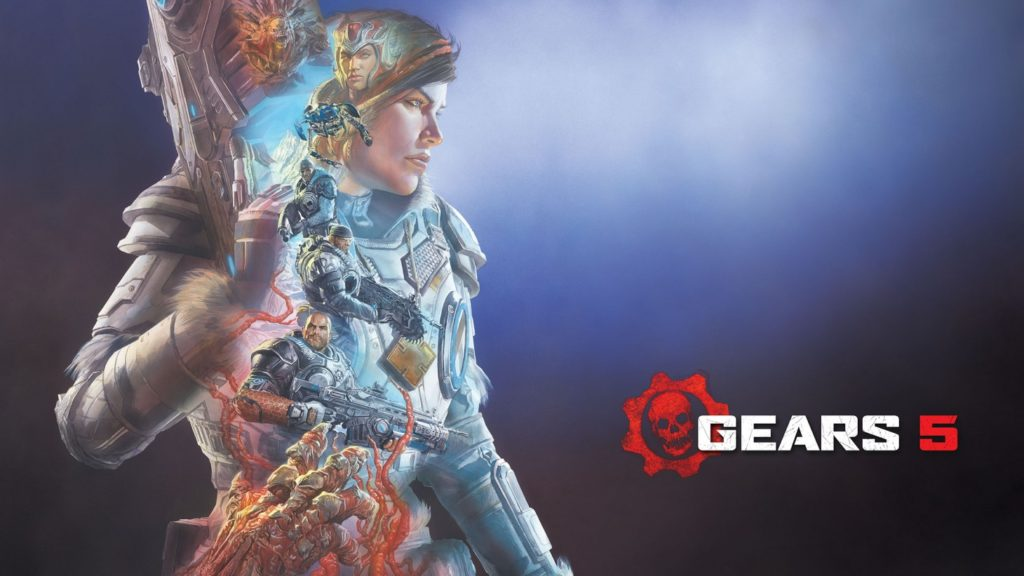Gears 5 is Complete, Ready for September Launch""