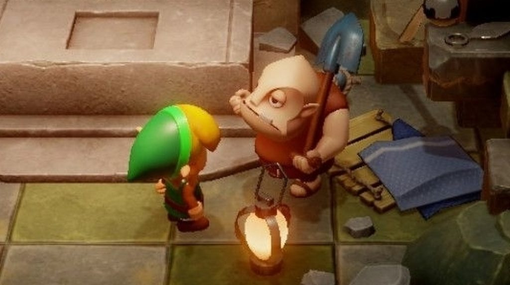 Link S Awakening Impressions Our Quick Peek At The Latest