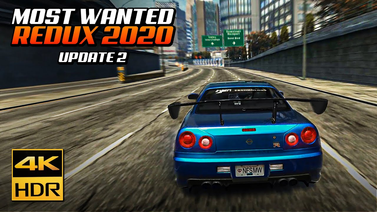 Nfs Most Wanted Redux 2020 Is The Ultimate Mod You Ll Ever Need