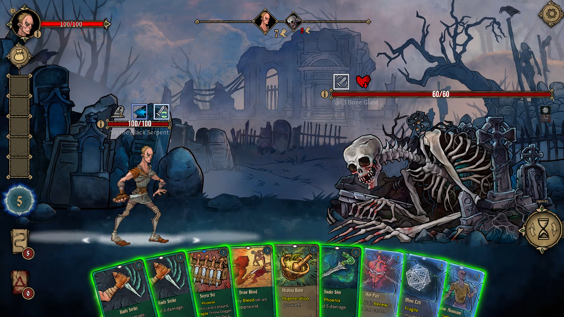 Fantasy-Adventure Card Game 'Deck of Ashes' is set to Release June 9th